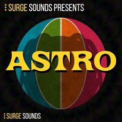 Surge Sounds ASTRO WAV MIDI PRESETS