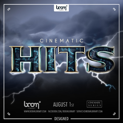 Boom Library Cinematic Hits Designed WAV