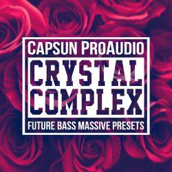 Crystal Complex - Future Bass Massive Presets WAV NMSV