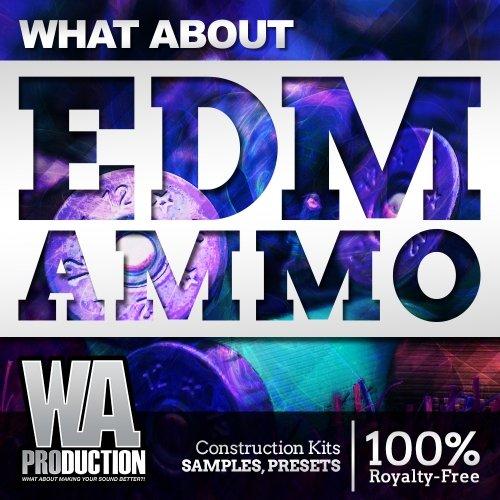 EDM Ammo WAV MII PRESETS