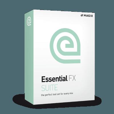 MAGIX EssentialFX Suite v2.058
