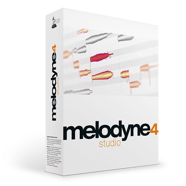 Melodyne Studio 4 v4.2.1.003 WIN & MacOSX