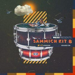 MSXII Sound The Sammich Kit 1-8
