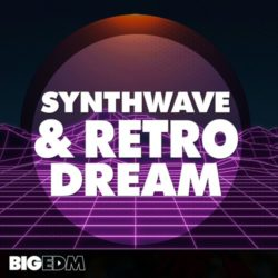 Synthwave & Retro Dream WAV MIDI PRESETS