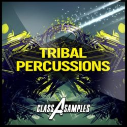 Class A Samples Tribal Percussions Vol 1 & 2 WAV