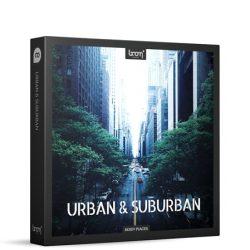 Boom Library Urban & Suburban WAV