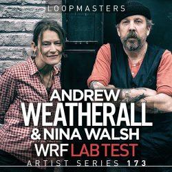 Andrew Weatherall & Nina Walsh WRF Lab Test WAV REX