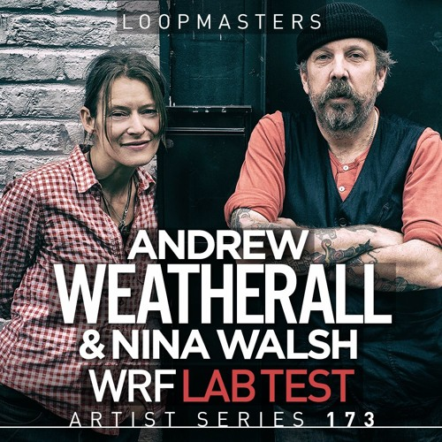 Andrew Weatherall & Nina Walsh WRF Lab Test WAV REX - Freshstuff4you