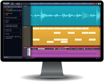 Tracktion Software Waveform v10.1.5 Win & MacOSX