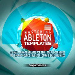 Ableton Mastering Templates Vol.1 & 2