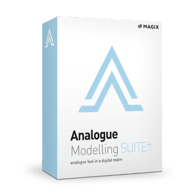 MAGIX Analogue Modelling Suite Plus v2.008