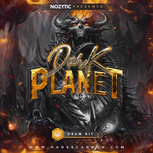 Nozytic Dark Planet (DrumKit) WAV