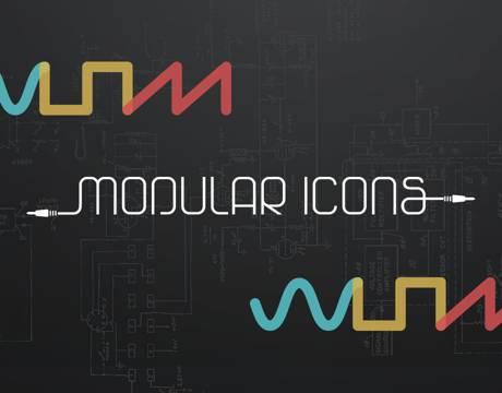 Modular Icons Kontakt Library