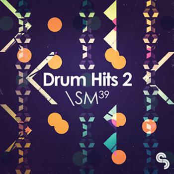 SM39 Drum Hits 2 MULTIFORMAT