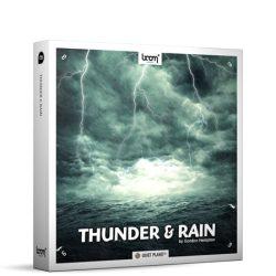 Boom Library Thunder & Rain WAV