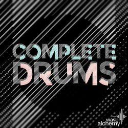 Complete Drums 2 WAV