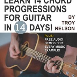 Learn 14 Chord Progressions for Guitar in 14 Days: Extensive Resource for Songwriters and Guitarists of All Levels