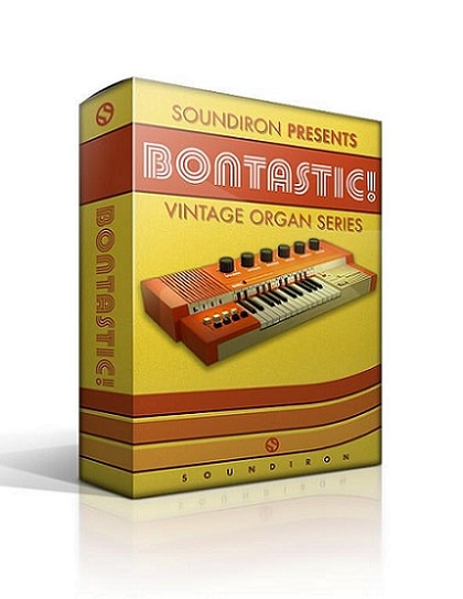 BONTASTIC! Vintage Organ Kontakt Library
