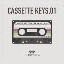 THEPHONOLOOP Cassette Keys.01 v1.1 KONTAKT