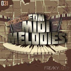 FL EDM Midi Melodies WAV MIDI