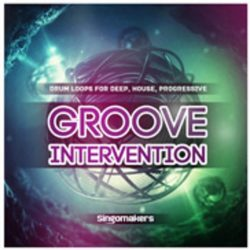 Groove Intervention - Deep House Progressive WAV REX
