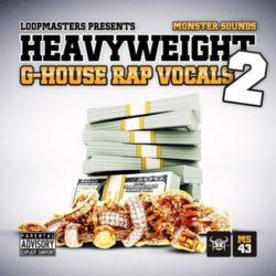 MS Heavyweight G-House Rap Vocals Vol 2 MULTIFORMAT