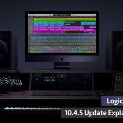 Groove3 Logic Pro X 10.4.5 Update Explained TUTORIAL