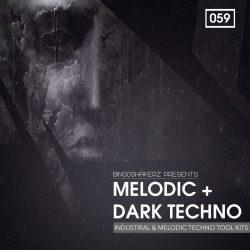Bingoshakerz Melodic & Dark Techno WAV