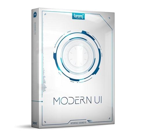 Boom Library Modern UI WAV