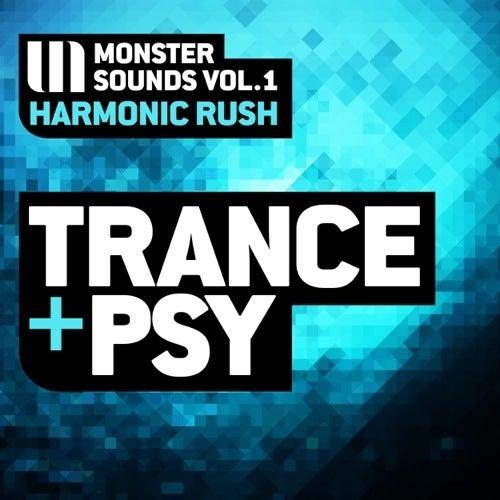 Monster Tunes Monster Sounds Vol.1 - Harmonic Rush Sylenth Presets