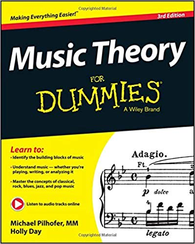 Music Theory For Dummies 1st-4th Edition PDF