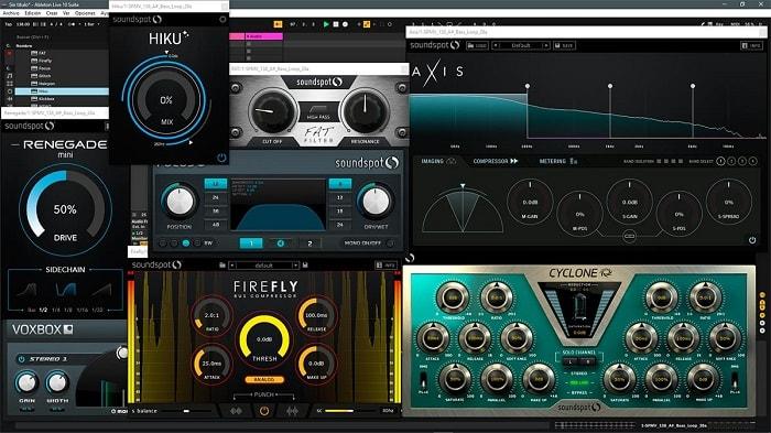 Soundspot Complete Plugins Bundle 2019 MacOSX - Freshstuff4you