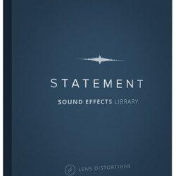 Lens Distortions Statement SFX WAV