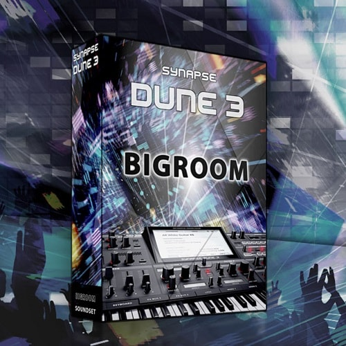 Synapse-Audio Big Room for DUNE 3