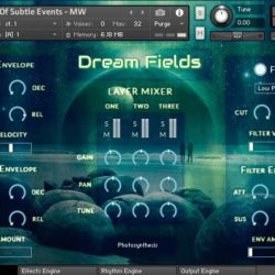 Soundethers Dream Fields for Kontakt 5