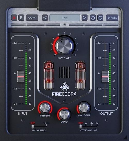 United Plugins FireSonic FireCobra v1.0 X64 VST2 VST3 AAX WiN