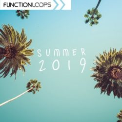 Function Loops Summer 2019 WAV MiDI REVEAL SOUND SPiRE PRESETS [FREE]
