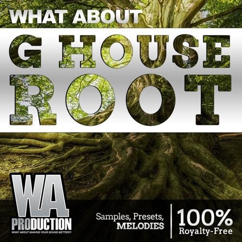 G House Root WAV MIDI Presets FLP