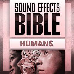Sound Effects Bible Humans WAV