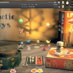 NI Kinetic Toys Kontakt Library