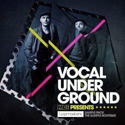 MDE - Vocal Underground WAV