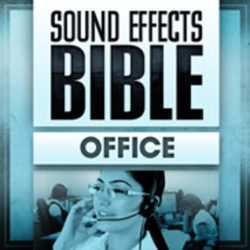 Sound Effects Bible Office WAV