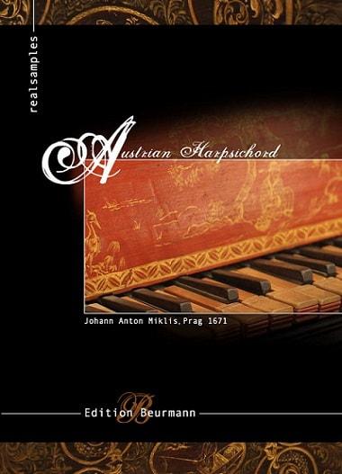 realsamples Austrian Harpsichord Edition Beurmann MULTIFORMAT