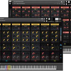 Pornofonic Instruments Rezonator v1.1 KONTAKT
