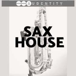 Audentity Records Sax House WAV MIDI