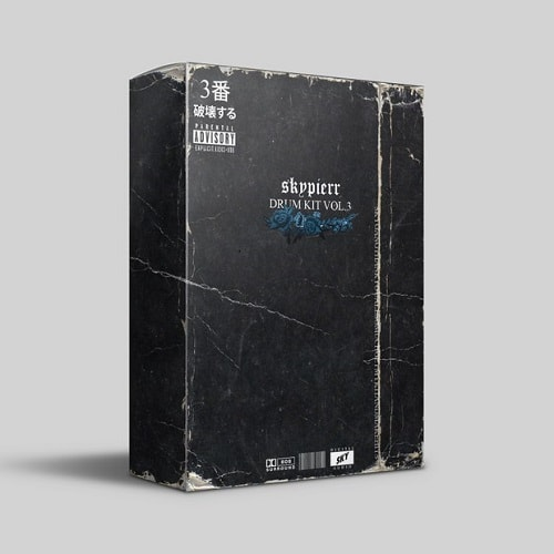 Skypierr Drum Kit Vol  3 WAV PRESETS - Freshstuff4you