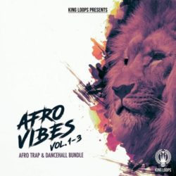 King Loops Afro Vibes Bundle (Vol 1-3) WAV MIDI