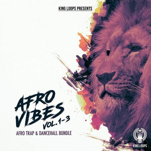 King Loops Afro Vibes Bundle (Vol 1-3) WAV MIDI