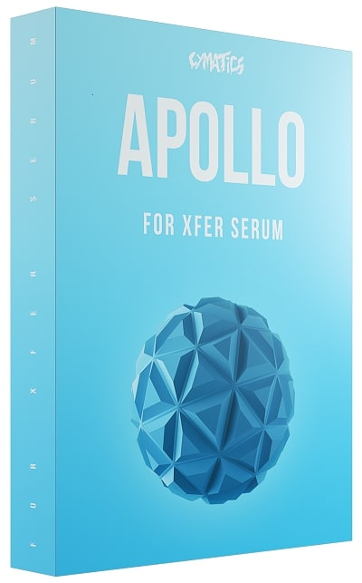 Cymatics Apollo for Xfer Serum - Freshstuff4you