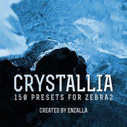 U-he Enzalla Crystallia For Zebra2